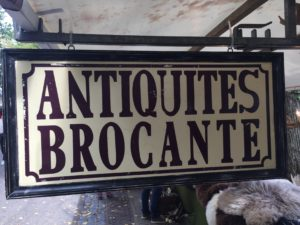 Brocante & Antiek Markt in Lage Vuursche @ Dorpsstraat Lage Vuursche