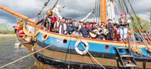 """Inloopmiddag - Piratenkoor """"Man over boord"""" @ Dorpshuis """"De Furs"""""""